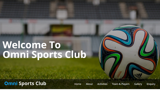 Sports club (Deluxe)