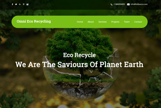 Eco Recycle (Deluxe)