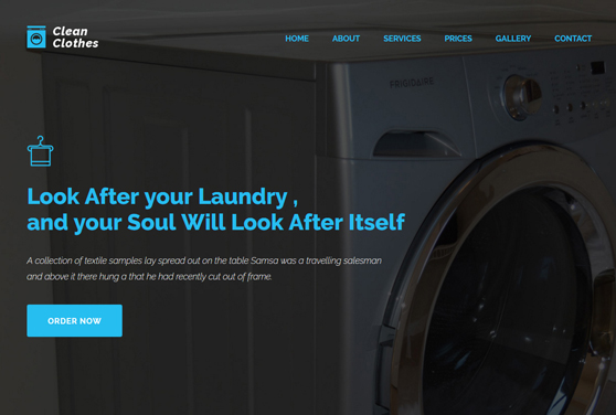 Laundry & Dry Cleaning Services (Deluxe)