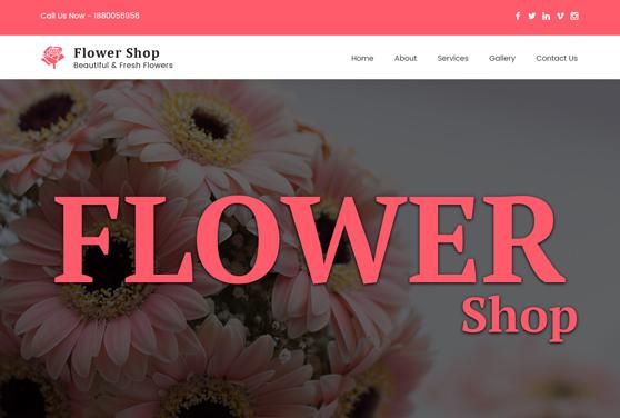 Flower Shop (Deluxe)